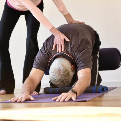 Yoga Therapy group class