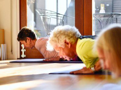 Yoga class brighton Melbourne